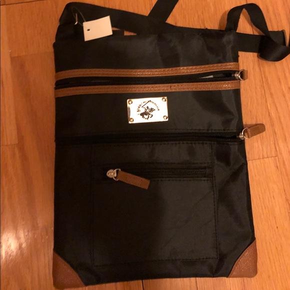 Beverly Hills Polo Club Bags   Messenger Bag   Poshmark 3e6dd9271f